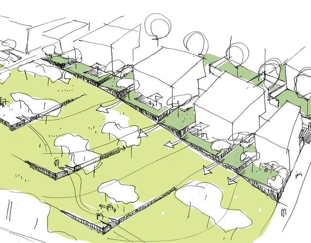 Erschließung des Baugebietes Rotäcker in Aschaffenburg
