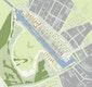 Lageplan städtebaulicher Entwurf - olympische Nutzung