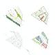 1 Freiraumverbindungen - 2 Eingänge, Zentralitäten und Verknüpfungen - 3 Fließräume und Quartierszentren - 4 Quartiere und deren Ränder