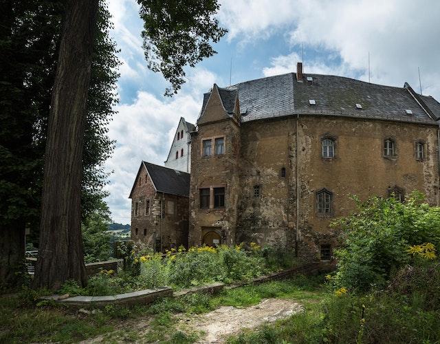 Stadt Frankenberg/Sa., Schloss Sachsenburg – Sanierung, Restaurierung und Umnutzung, Objektplanung Gebäude