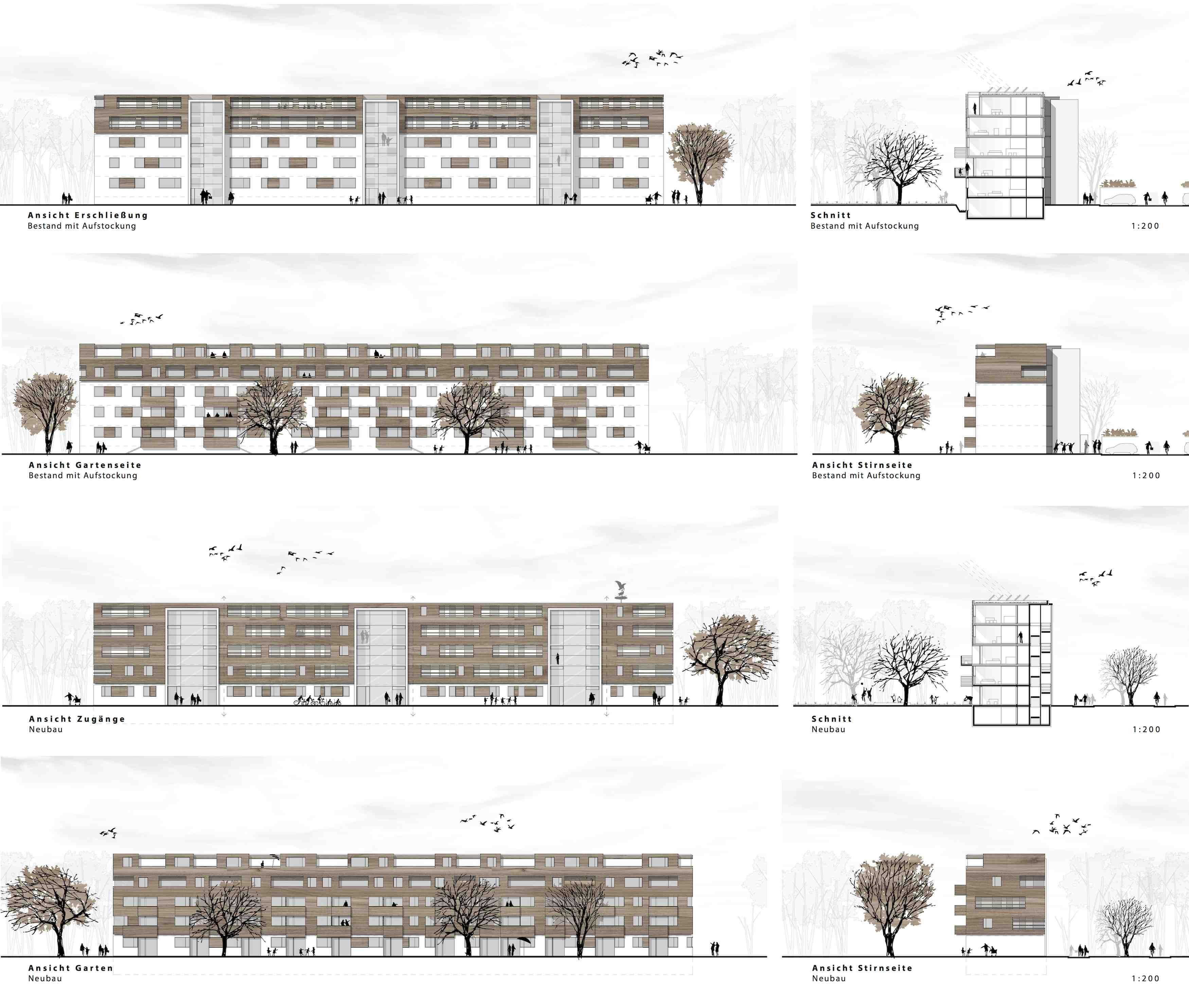 1 Preis Wohnquartier Johann Kalb Straße Schenkstcompetitionline