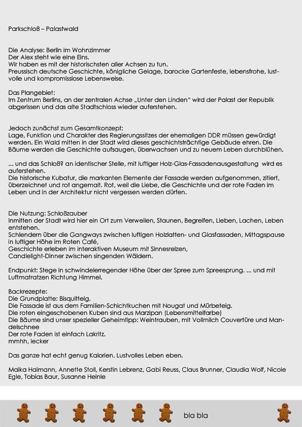 Das Berliner Stadtschloss Compecompetitionline