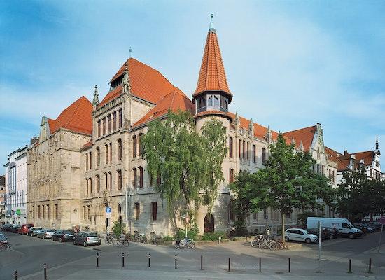 Projekt lutherschule hannover competitionline for Innenarchitekten hannover