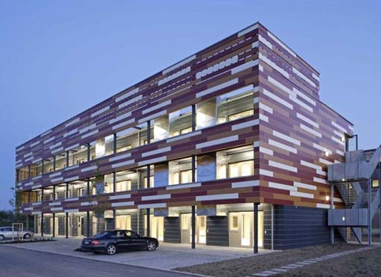 Projekt Biocubator Straubing Sand Unternehmerzentru
