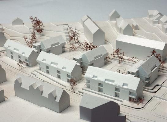 ergebnis st dtisches wohnen neuerrichtung von wo competitionline. Black Bedroom Furniture Sets. Home Design Ideas