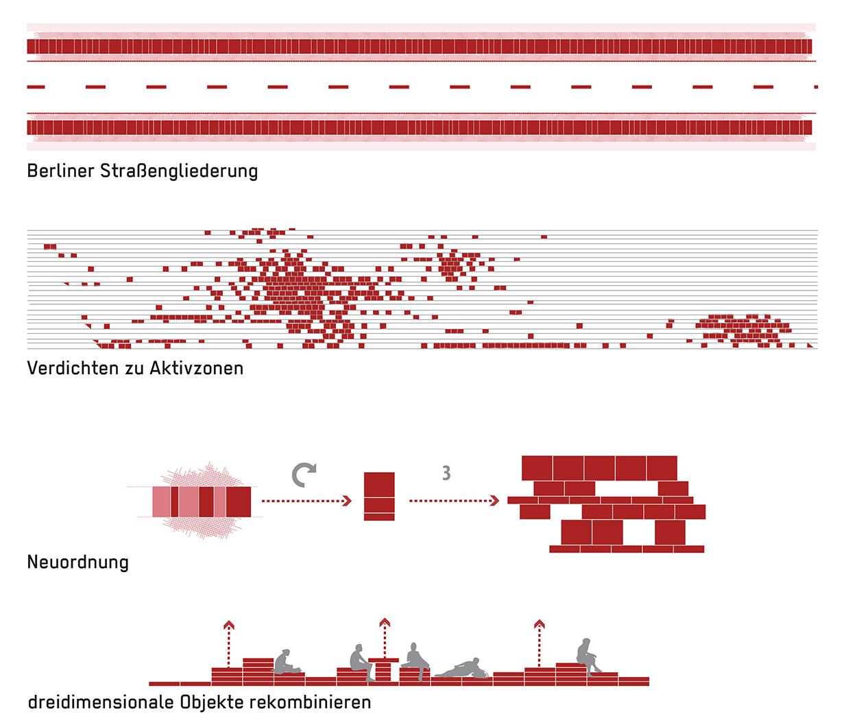 ein 3. Preis Campus Charlottenburg - verlängerte He...competitionline