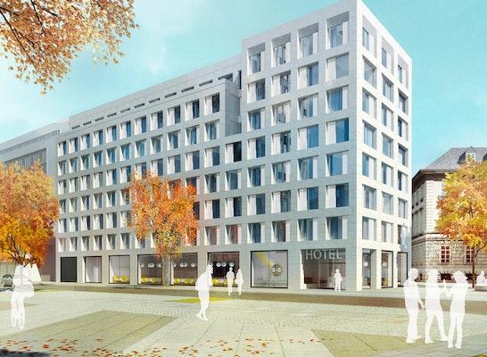 Ergebnis Neubau Eines B Amp B Hotels Competitionline