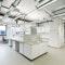 Umbau eines Laborgeschosses am Max-Planck-Institut für Biochemie