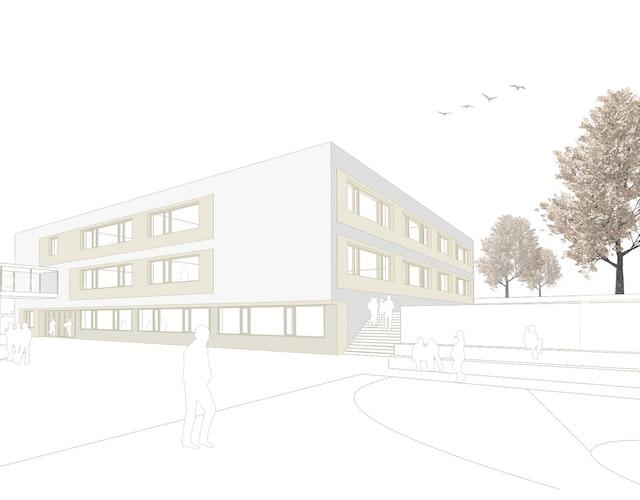 Erweiterung der Anna-Essinger-Schule in Ulm
