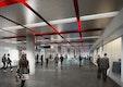 Wettbewerb U-Bahnhaltestelle Sendlinger Tor U1/U2 - Ebene -1 OBERMEYER Planen + Beraten Day & Light Lichtplanung GbR