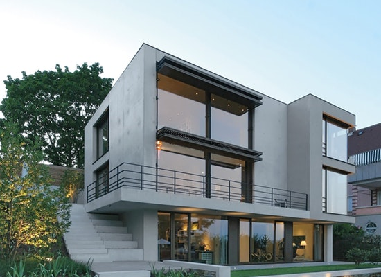 projekt einfamilienhaus competitionline. Black Bedroom Furniture Sets. Home Design Ideas