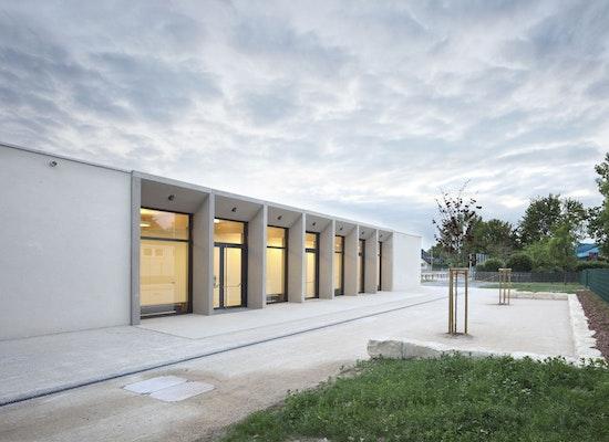 Ergebnis Bda Architekturpreis Quot Max40 Junge Arch