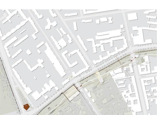 Denkmal Berliner Mauer Gedenkstätte Berliner Mauer in