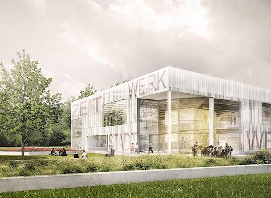 1. Preis: © Scheidt Kasprusch Architekten