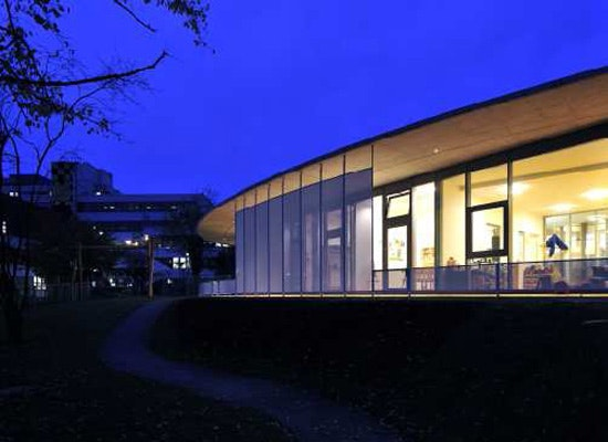 Projekt Quot Neubau Kinderhaus An Der Universit 228 T Konst