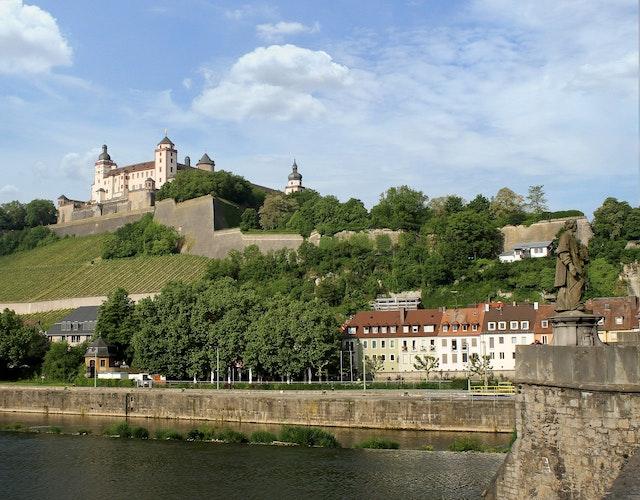 Festung Marienberg, Generalsanierung BA2 Museum für Franken – Staatliches Museum für Kunst- und Kulturgeschichte in Würzburg