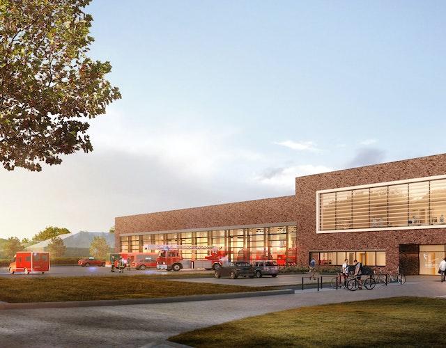 Neubau eines Feuerwehrzentrums in Neustadt am Rübenberge, ÖPP-Projekt