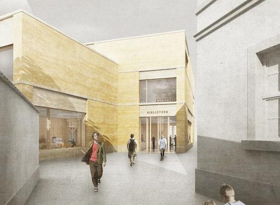 Anerkennung, W&V Architekten Leipzig mit ZILA Leipzig