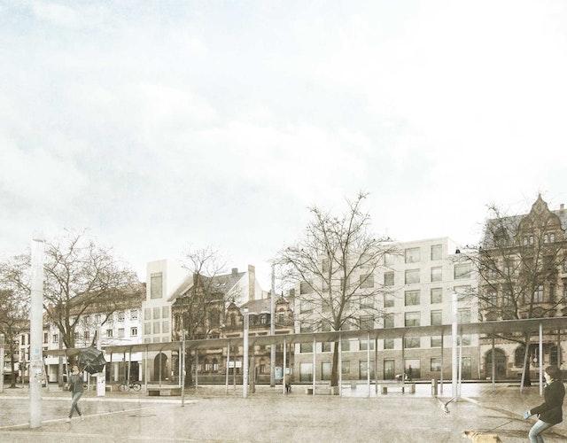 Großherzog-Friedrich-Höfe in Saarbrücken