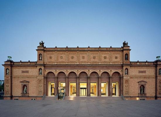 "Dorfmüller I Klier Hamburg: Projekt ""Kunsthalle Hamburg, Umbau""...competitionline"