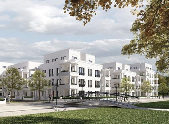 ergebnis wohnquartier belsenpark competitionline. Black Bedroom Furniture Sets. Home Design Ideas