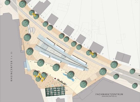 Gewinner: Gestaltungsplan, © Planungsgruppe MWM