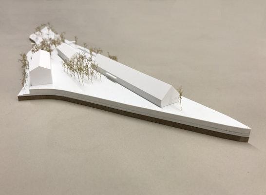 ein 2. Preis: © N-V-O Nuyken von Oefele Architekten BDA, toponauten LaGmbH