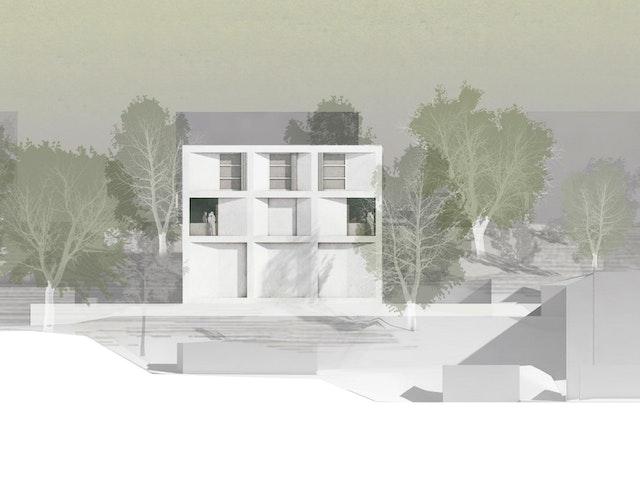 Helmholtz-Institut Jena - Neubau eines Forschungsgebäudes
