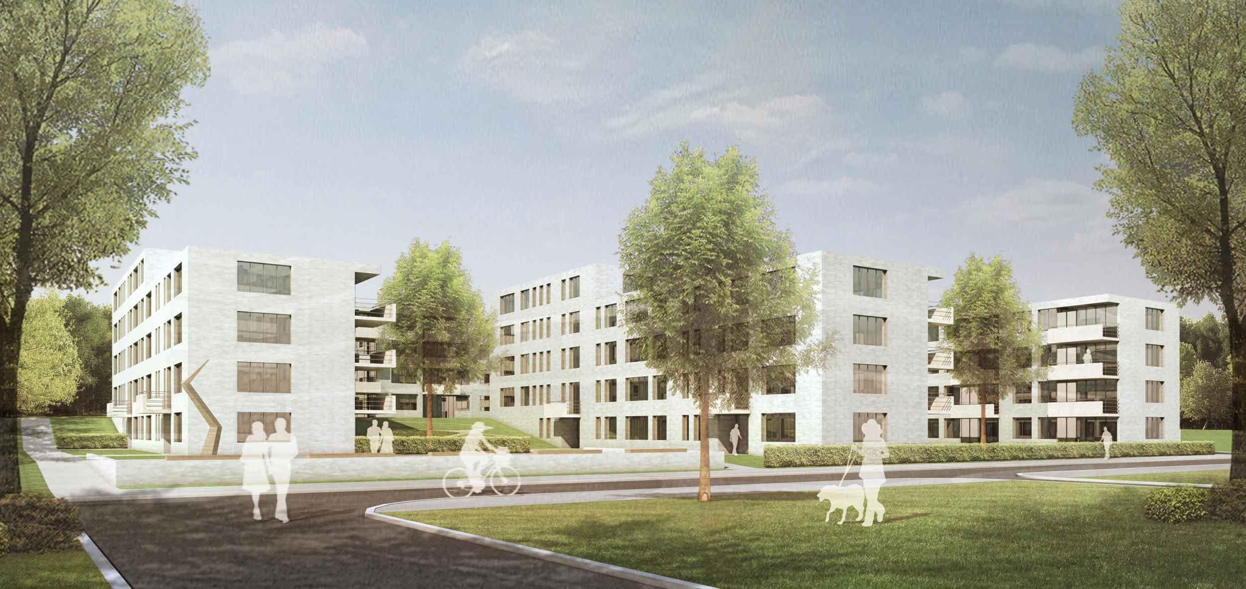 Architekten Konstanz ergebnis wohnbebauung zähringer hof competitionline