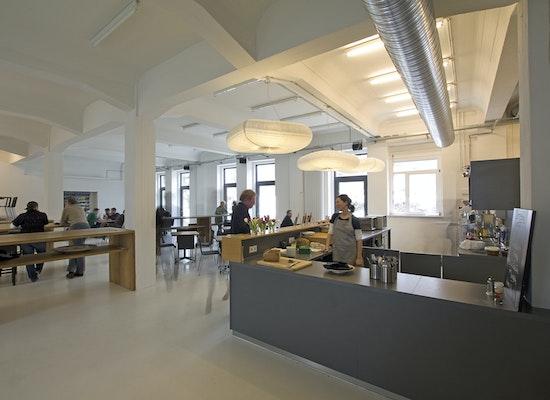 Projekt betriebskantine ganter interior gmbh - Ganter architekten ...
