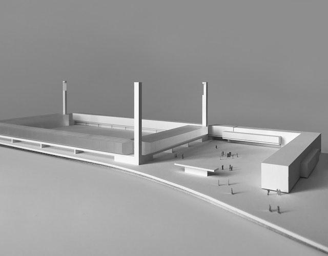 Erweiterung des Reichshofstadions Lustenau