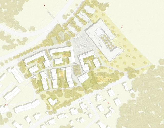 Entwicklung eines städtebaulichen und freiraumplanerischen Konzepts in Bad Reichenhall