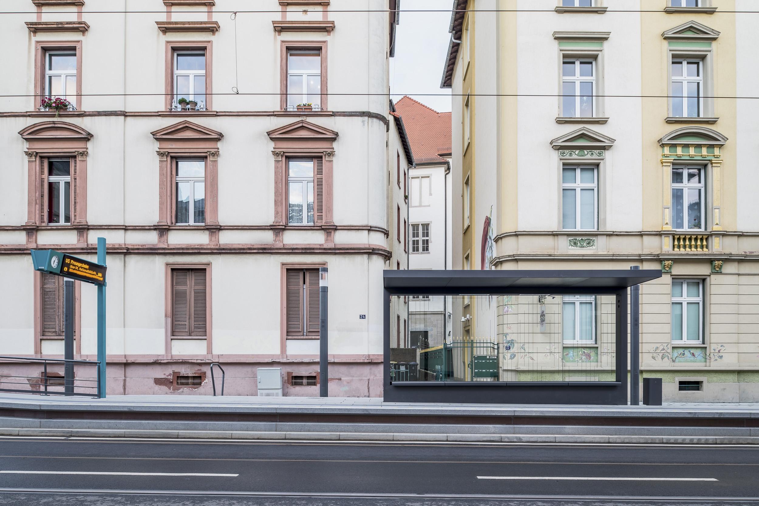 Projekt Haltestelle Musterschule Für Die Stadtbahncompetitionline