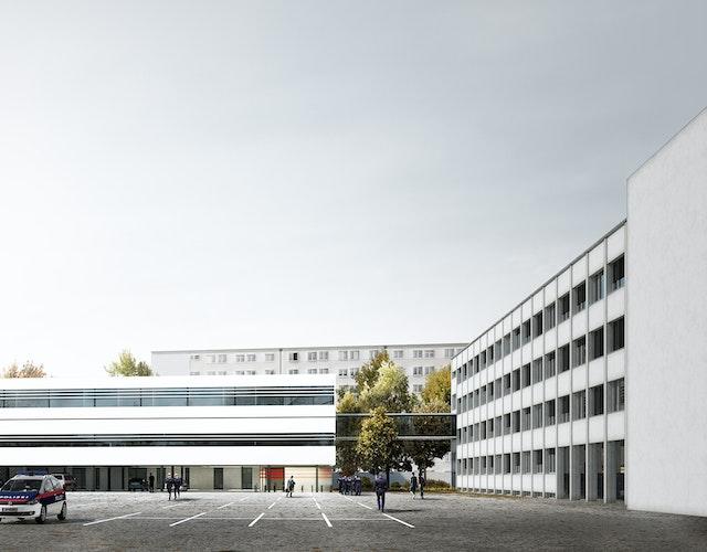 Landesleitzentrale der Landespolizeidirektion Oberösterreich