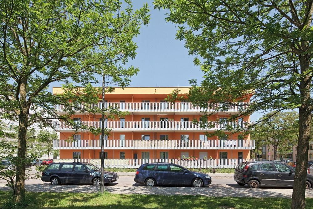 Landschaftsarchitektur München project wohnanlage agnes kunze platz competitionline