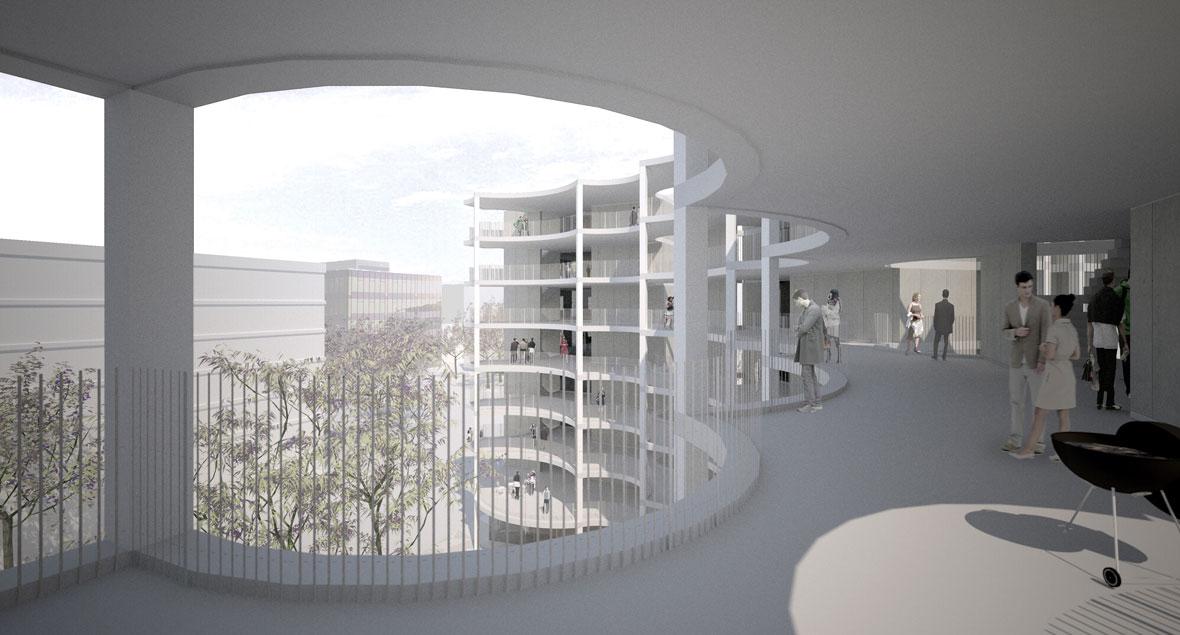Innenarchitektur Eth Zürich ergebnis eth zürich neubau einer wohnsiedlung f competitionline