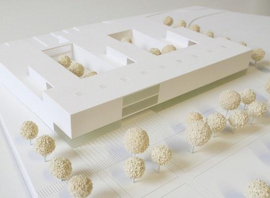 Ergebnis Neubau Eines Zentrums F 252 R Materialwissens