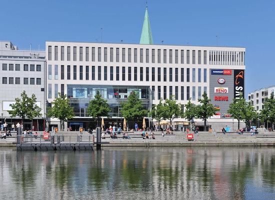 Kiel Architektur projekt geschäftshaus nordlicht kiel competitionline