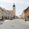Neugestaltung der Oberen Altstadt, Landau an der Isar