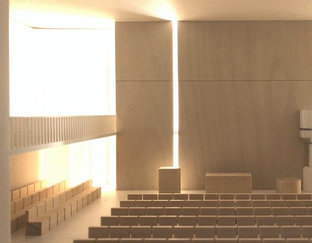 Umbau der Kirche und des Gemeindehausanbaus an der Evangelischen Kirche Waldkirch