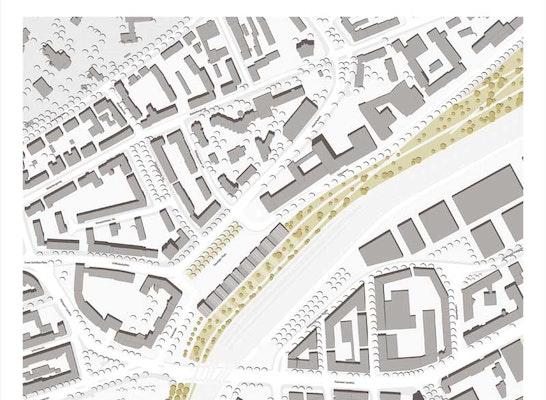 Ergebnis St 228 Dtebaulicher Ideenwettbewerb Ostbahnho