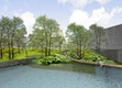 Schwärzemündung mit Ufergarten