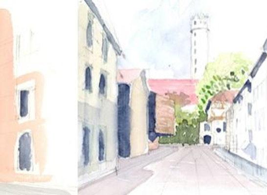 Gestaltung des neuen kunstmuseums competitionline for Innenarchitektur herford