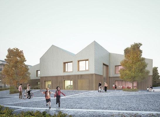1. Preis Zuschlag: © Michels Architekturbüro / Tomi Maslovarić