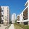 Wohnbebauung und Wohnumfeldgestaltung Rintheimer Feld