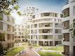 »Wohnen im Park« Der fließende Freiraum verwebt das Quartier selbstverstöndlich mit dem Kätcheslachpark