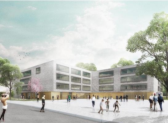 Zuschlag: © kleyer.koblitz.letzel.freivogel gesellschaft von architekten mbH