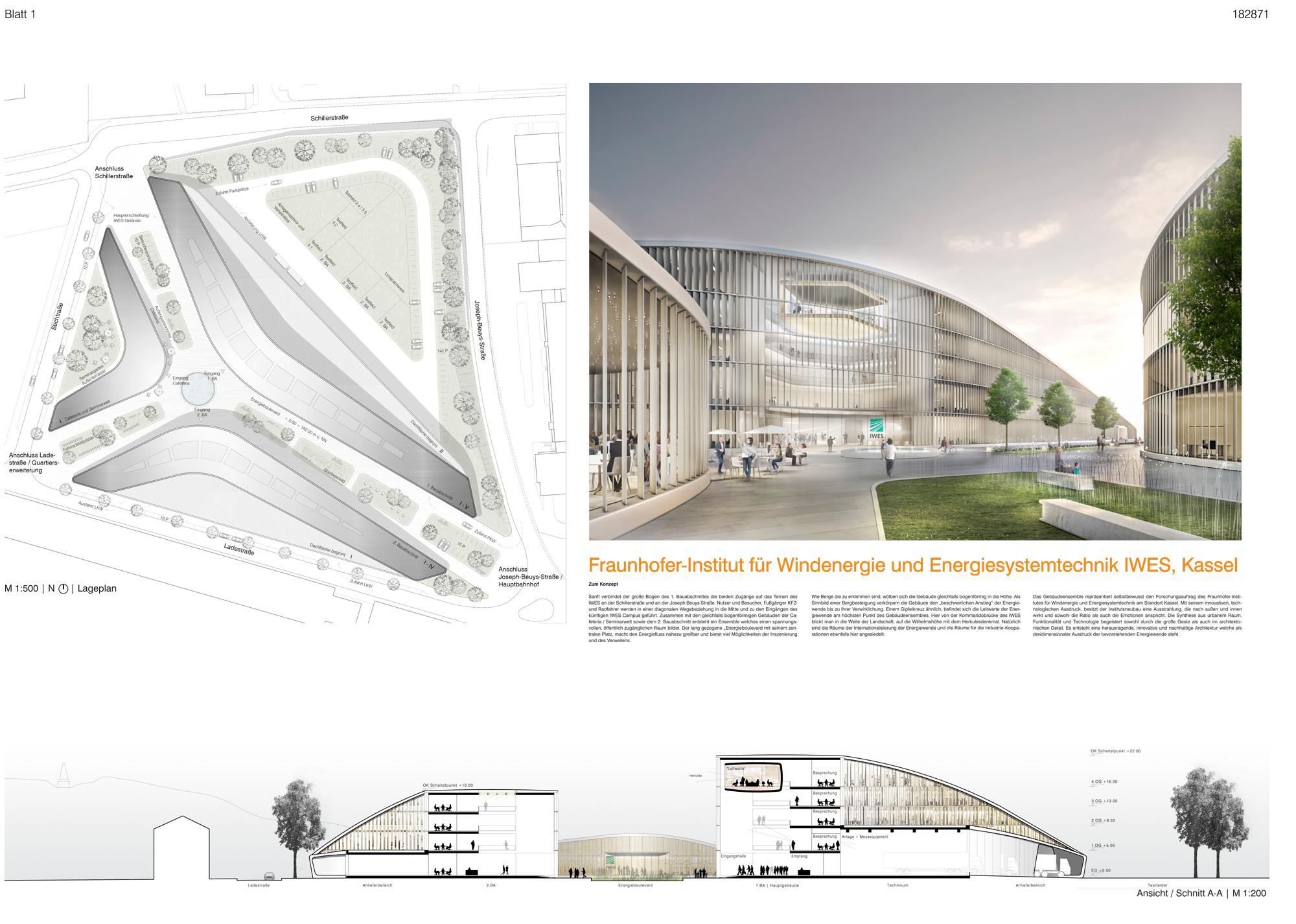 Ergebnis: Neubau eines Institutsgebäudes für das F...competitionline