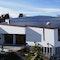 Sanierung mit Photovoltaikanlage integral