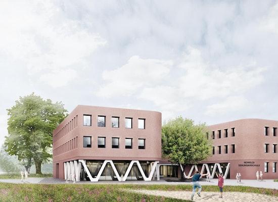 Výsledek obrázku pro Reinoldi Sekundarschule Dortmund